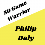 Irish Warrior Reaches 50 Game Milestone